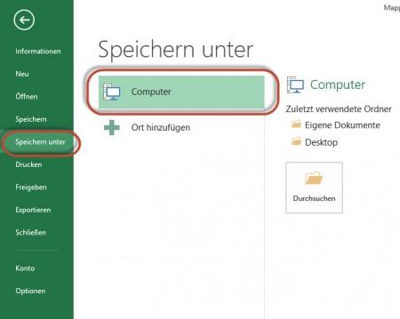 Das Speichern in die SkyDrive Cloud wurde deaktiviert