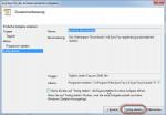 SyncToy Automatisierung - Aufgabenplanung fertig stellen